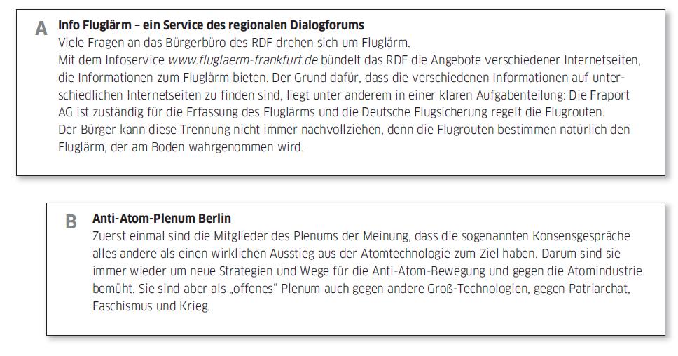 Học tiếng Đức miễn phí với DatTranDeutsch - Bài thi B2 phần đọc 1b