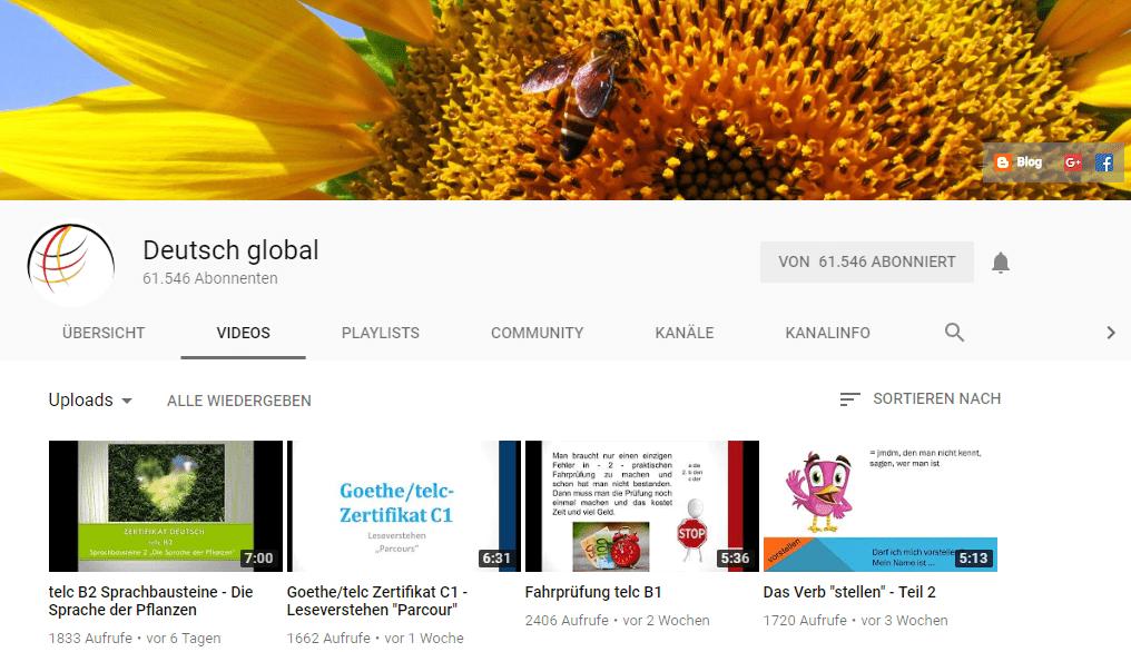 1 D Global